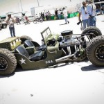 Rat Rod Army Jeep