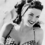 Happy Birthday to the Legendary GI pin-up Jane Russell!