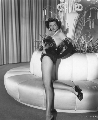 jane russell nude