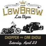 LowBrow Las Vegas Car Show