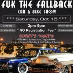 Sin City Jokers Presents Fuk The Fallback Car Show @ Count's Vamp'd