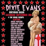 "Dixie Evans ""The Marilyn Monroe of Burlesque"""