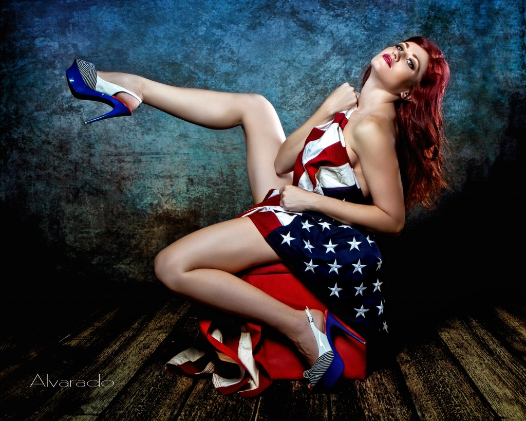 9/11 Remembrance (Patriotic Pinups)