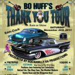 BO HUFF'S THANK YOU TOUR, SAN BERNARDINO