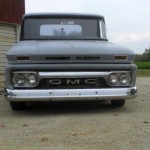 Matt Williams '61 GMC