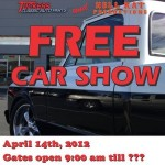 Tuckers/Hellkat Productions Free Car Show