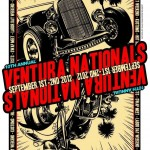 10th Annual Ventura Nationals Hotrod & Motorcycle Show