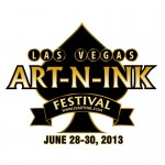 Art'N'Ink Festival   June 28-30, 2013