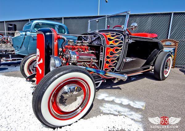 Viva Las Vegas 15 Car Show